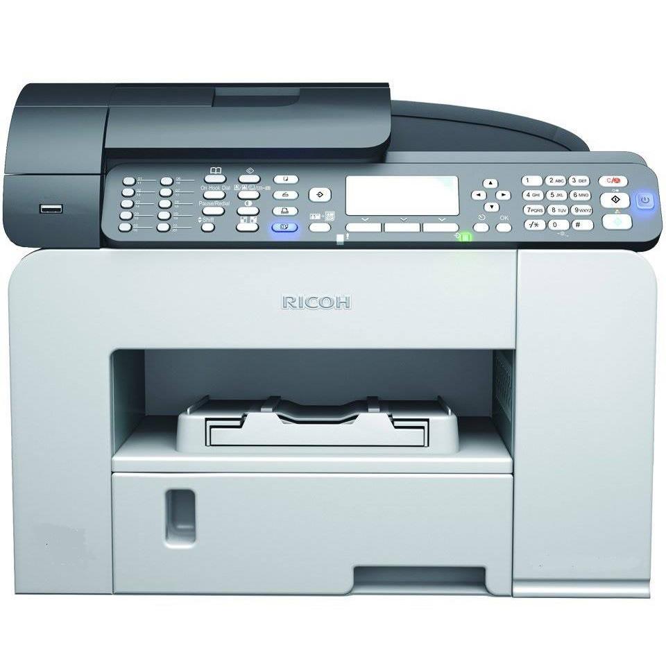 RICOH 4 in 1 GELJET printer