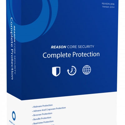 Reason Core Security Software that Removes Malware and Adware Your Anti-virus Will Miss. Fast and Simple.